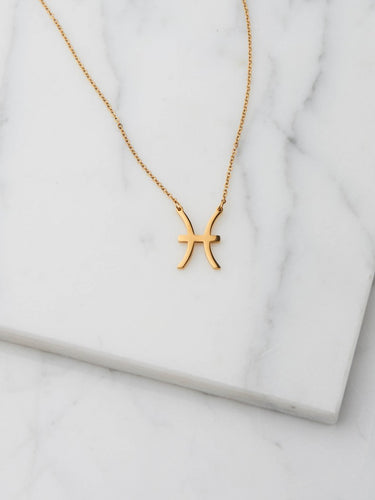 Sofie Schnoor Star Sign Necklace - Pisces