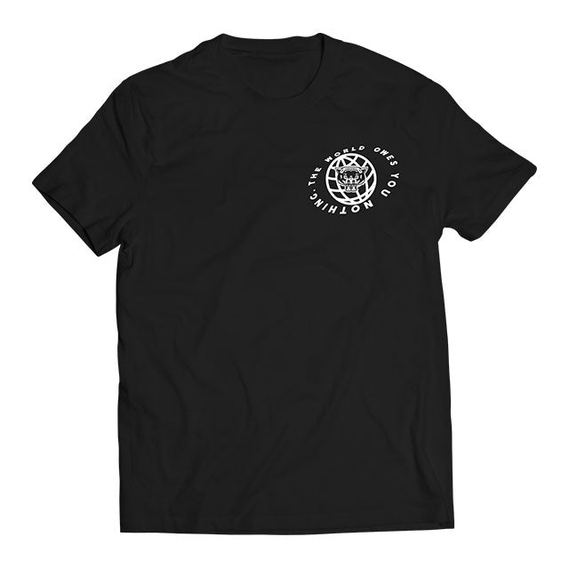 WLVS Cross (BLACK) - Okamibrand