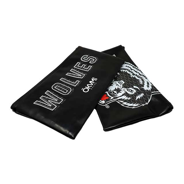 Wolves Bank Bag (Black)