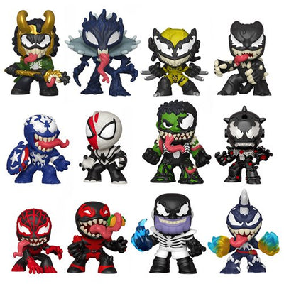 Marvel Venomized Mystery Minis