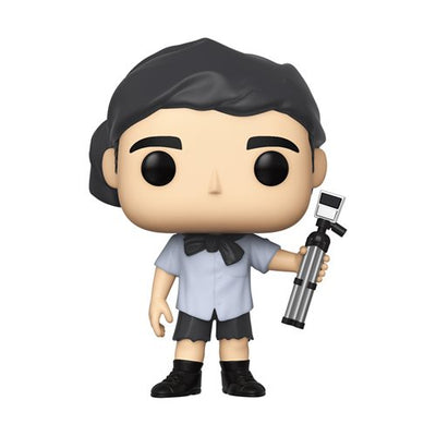 The Office: Michael as Survivor - Pop! Vinyl Figure