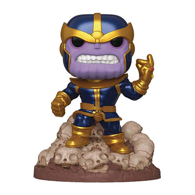 "Marvel: Thanos (Snap) 6"" - PX Previews Exclusive - Pop! Vinyl Figure"