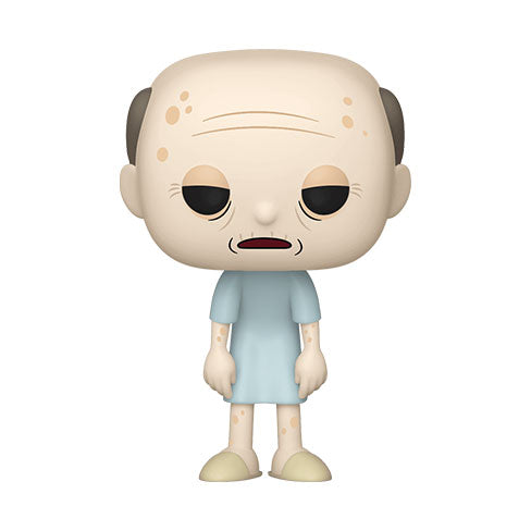 Rick and Morty: Hospice Morty - Pop! Vinyl Figure