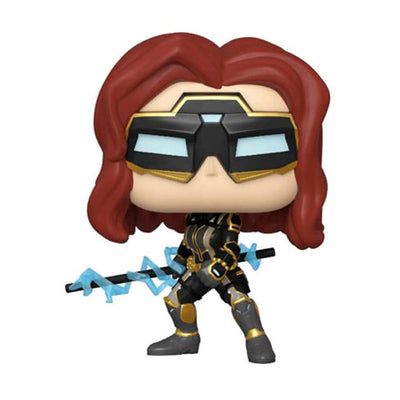 Marvel Avengers Game: Black Widow - Pop! Vinyl Figure