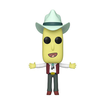 Rick and Morty: Mr. Poopy Butthole Auctioneer - Pop! Vinyl Figure