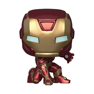 Marvel Avengers Game: Iron Man (Stark Tech Suit) - Pop! Vinyl Figure