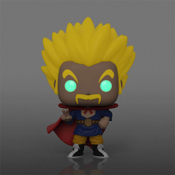 DBZ Super Saiyan Hercule - Specialty Series GITD - Pop! Vinyl Figure