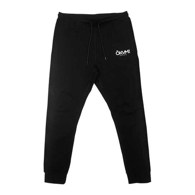 SWIFT Joggers (Black) - Okamibrand