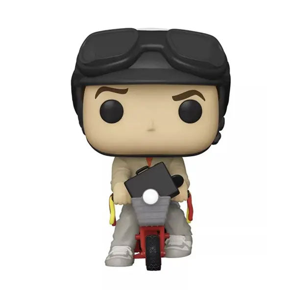 Dumb and Dumber: Lloyd with Bicycle - Pop! Rides Figure