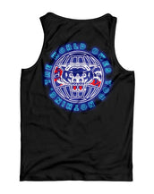 NEON WORLD TANK (BLACK)