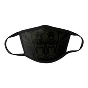 WLVS Face Mask (Dark Forest Green)