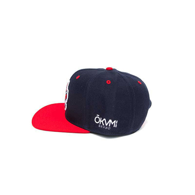 The Land SnapBack - Okamibrand