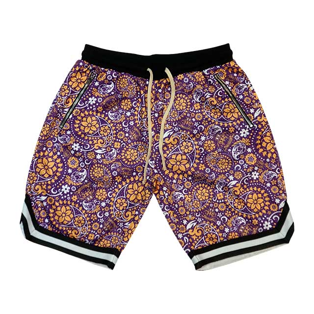 WLVS Paisley (Purple/Gold)