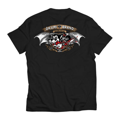 Shredder Tee (Black)