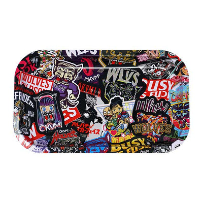 Okami Metal Tray (Slap pack) - Okamibrand