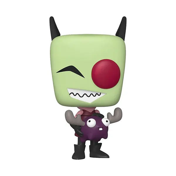 Invader Zim: Zim with Minimoose - SDCC 2020 Exclusive - Pop! Vinyl Figure