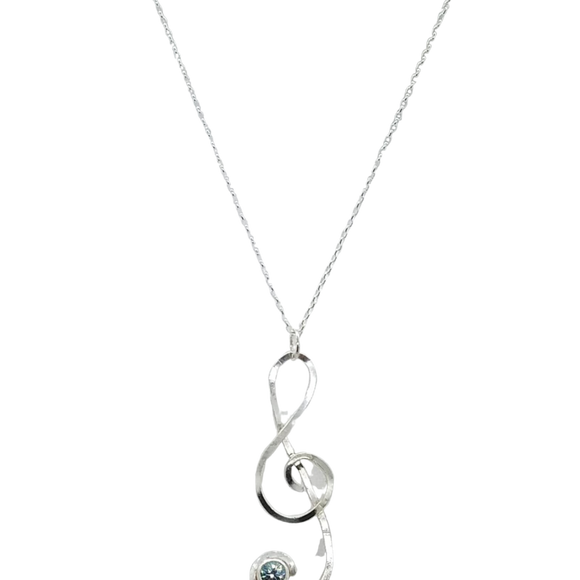 Treble Maker Necklace