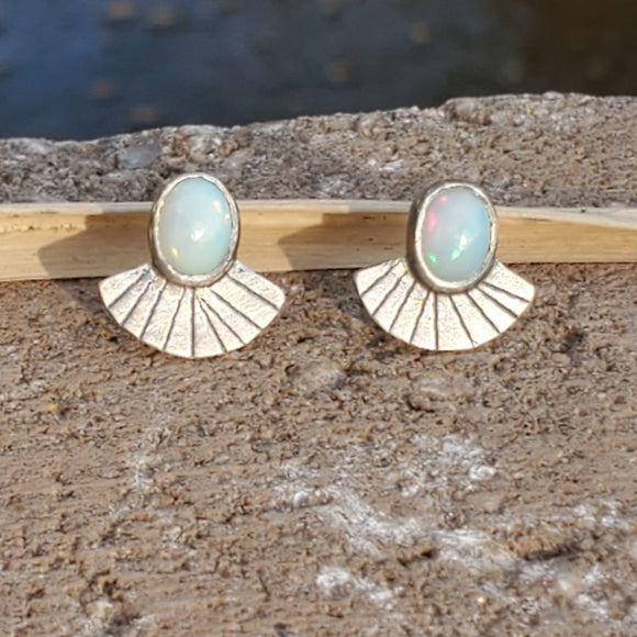 Opal Empress Earrings