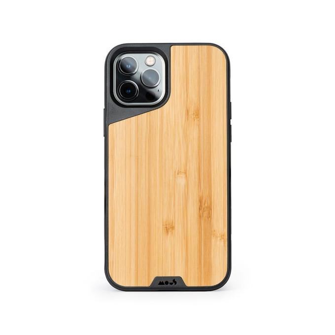 Mous | Limitless 3.0 for iPhone 12 Pro Max Case - Bamboo