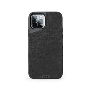 Mous | Limitless 3.0 for iPhone 12 Pro Max Case - Black Leather
