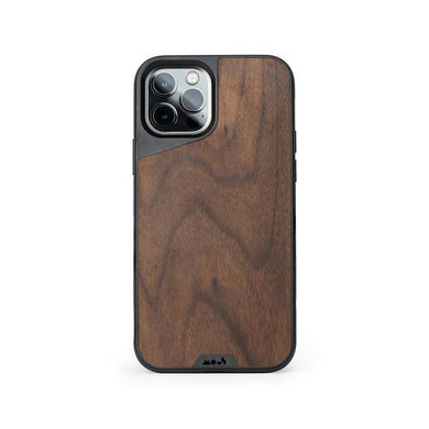 Mous | Limitless 3.0 for iPhone 12 Pro Max Case - Walnut