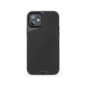 Mous | Limitless 3.0 for iPhone 12/12 Pro Case - Black Leather