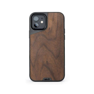Mous | Limitless 3.0 for iPhone 12/12 Pro Case - Walnut