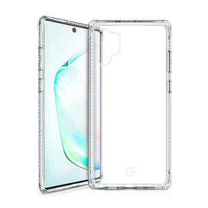 ITSKINS Hybrid Clear Galaxy Note 10+ Case - Transparent