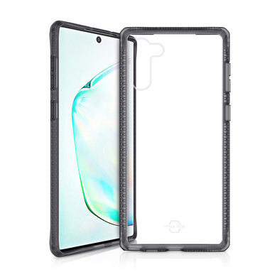 ITSKINS Hybrid Frost Galaxy Note 10 Case - Black