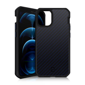 ITSKINS Hybrid Carbon for iPhone 12 Pro Max Case