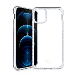 ITSKINS Hybrid Clear Transparent for iPhone 12/12 Pro Case