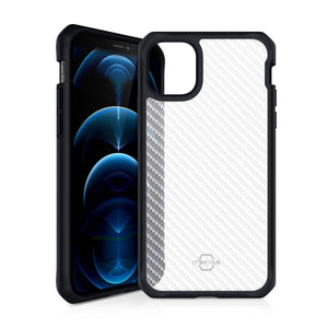 ITSKINS Hybrid Tek Black for iPhone 12 Pro Max Case