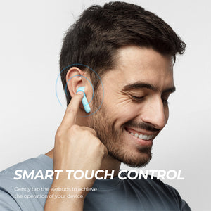 SoundPEATS TrueAir True Wireless Earbuds Qualcomm APT-X - Blue