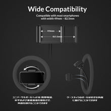 Mono Dsign LED Ring Light with Phone Stand