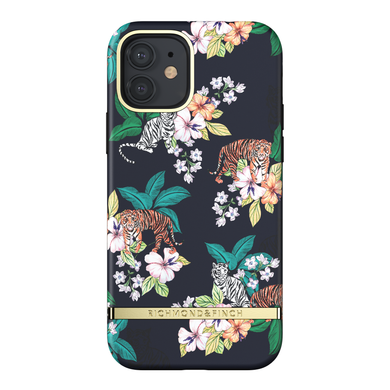 Richmond & Finch for iPhone 12/12 Pro Floral Tiger