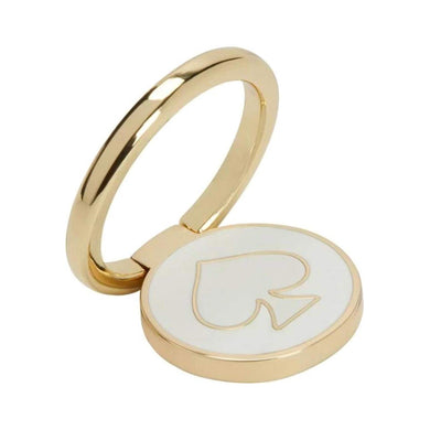 Kate Spade Ring Stand - White Gold