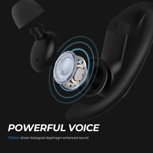 SoundPEATS TrueWings IPX7 True Wireless Sports Earbuds