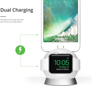 iOttie OmniBolt iPhone & Apple Watch Stand