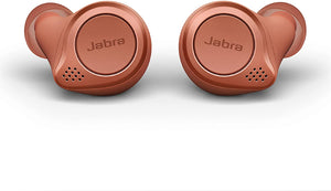 Jabra Elite 75t Earbuds – True Wireless Earbuds with Charging Case, Sienna – Bluetooth