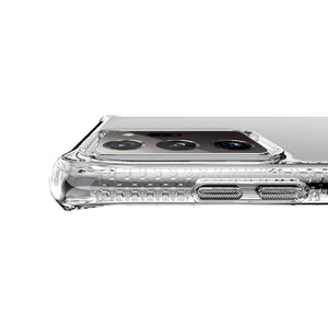 ITSKINS Hybrid Clear Transparent for Galaxy Note20 Case