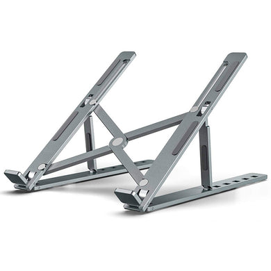 Mono Dsign Aluminium Enhanced Stability Foldable XL Laptop Stand