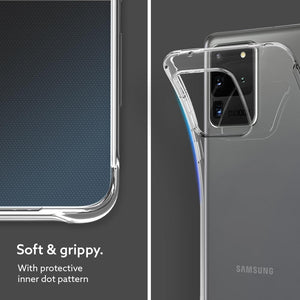 Caseology Solid Flex Crystal Galaxy S20+ Cases