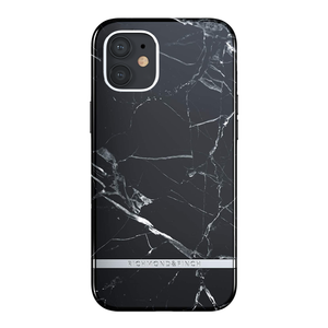 Richmond & Finch for iPhone 12/12 Pro Black Marble