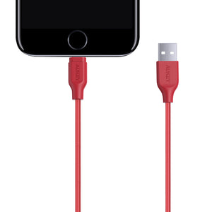 Aukey CB-AL1 MFi Lightning Sync and Charge Cable 1.2M