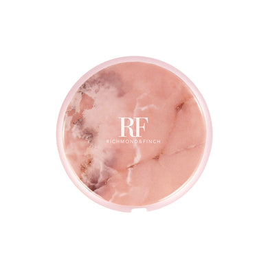 Richmond and Finch Pink Marble - Cable Winder