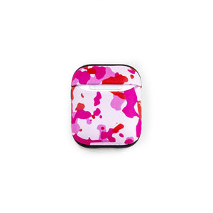Skinarma Camo Airpods With Wireless Charging Case - Pink