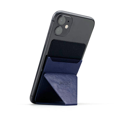 MOFT X Phone Stand with Cardholder - Navy