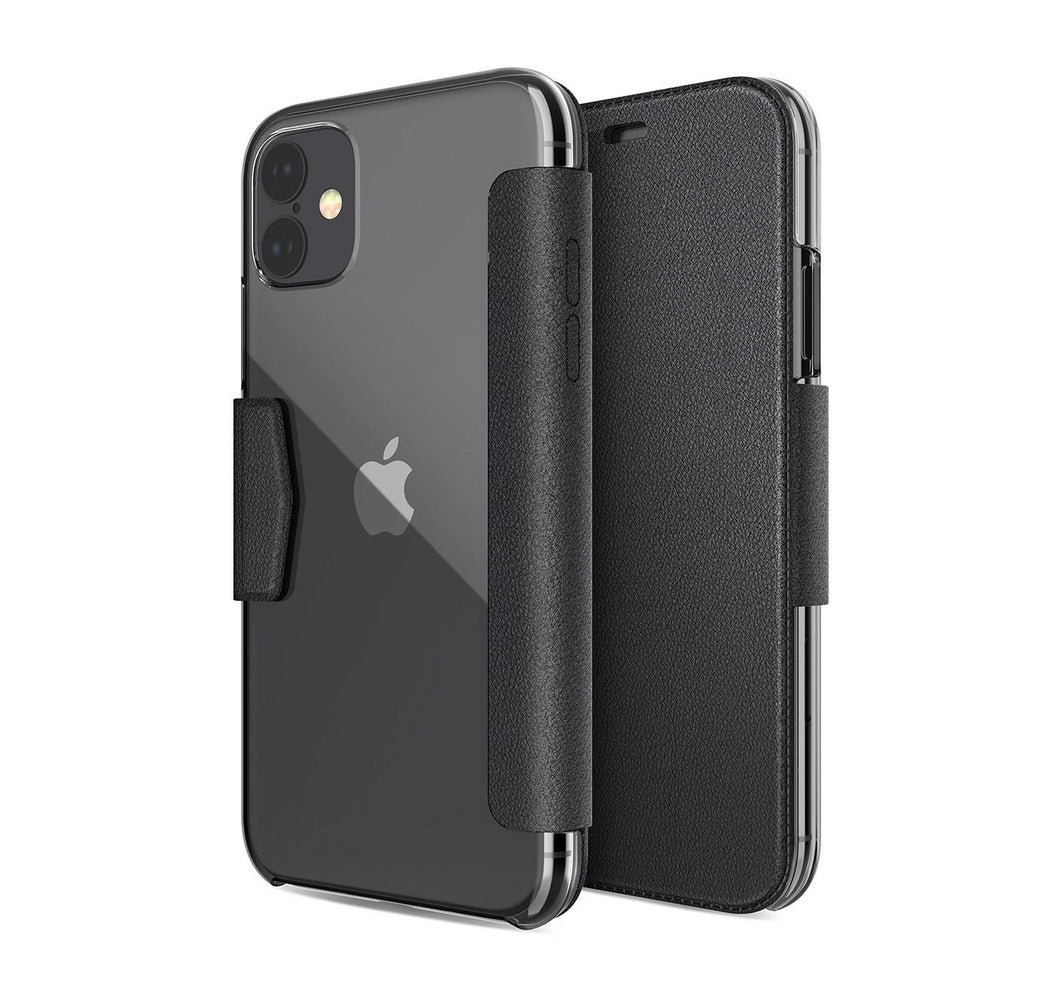 X-Doria Engage Folio Black iPhone 11 Case