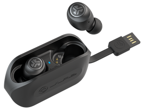 JLab GO Air True Wireless Earbuds - Black