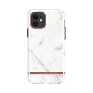 Richmond and Finch White Marble iPhone 11 Case